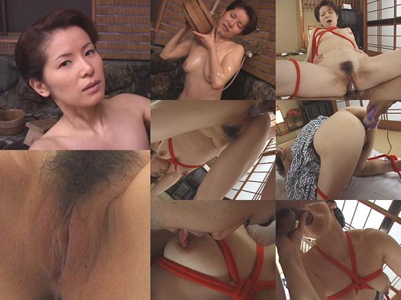 Jukujo-club 4187 驚愕!三十路未亡人女将裏の顔 第2話