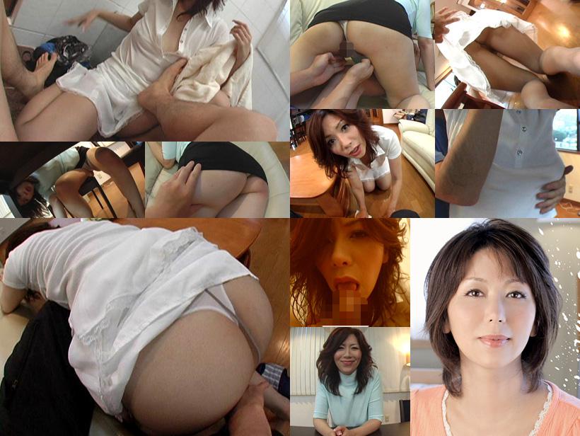 熟女倶楽部「翔田千里 贅沢三昧!友達の母 第1話」のメイン画像
