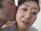 50s of elegant married woman Minami Satsuki