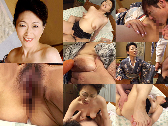熟女倶楽部「近親相姦 盛りのついた五十路母」のメイン画像